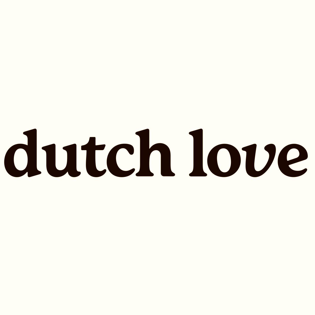 Dutchlove wordmark 1