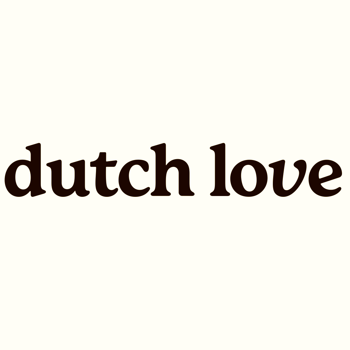 Dutchlove wordmark 1
