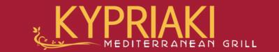 Medium kypriaki mediterranean grill logo