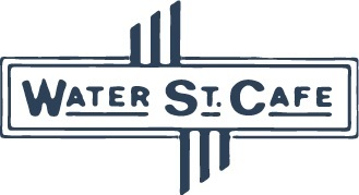 Medium water street cafe logo