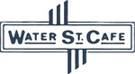 Small water street cafe logo