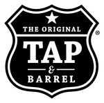 Small tap logo shield
